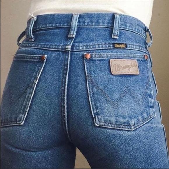540696f7 Vintage 70's Wrangler Highwaisted Jeans 25/26. M_5bdda3015c4452b8aacbf3bc